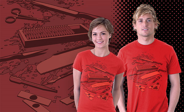 Serial Killer Toolbox (T-Shirt)