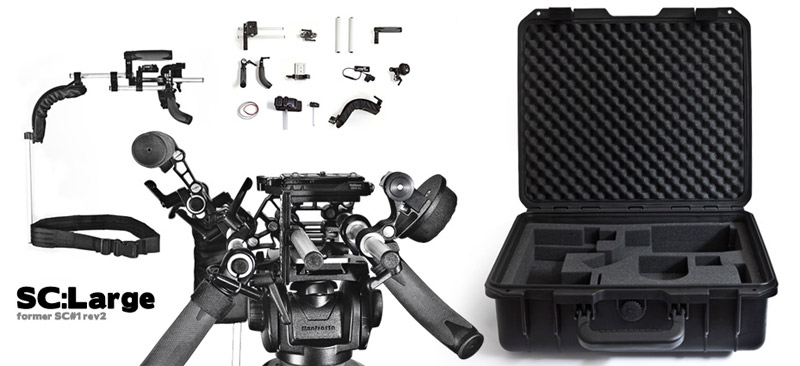 Swedish Chameleon dSLR Rigs