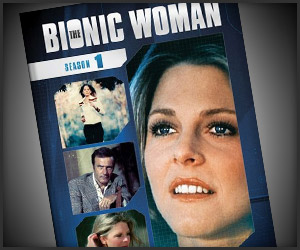 The Bionic Woman (DVD)