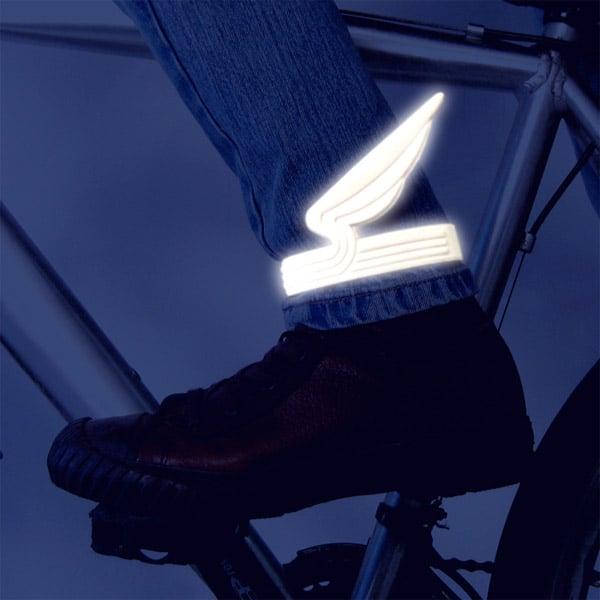 Windrider Reflective Bike Clips