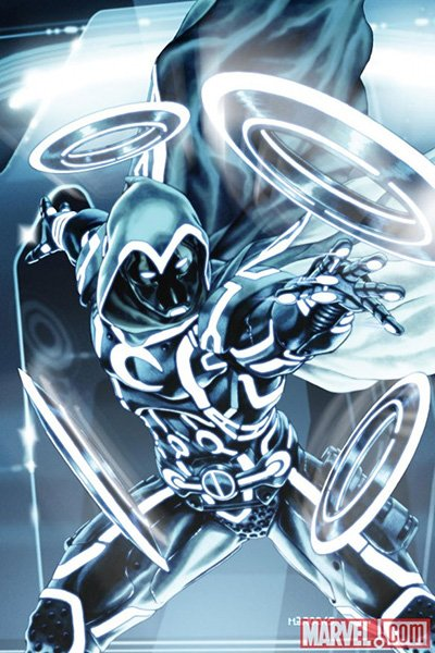 Marvel x Tron