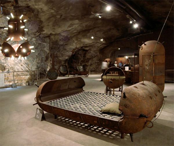 Mine Field Furniture