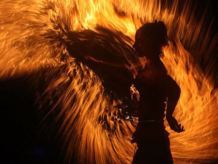 Magnificent Fire Photography