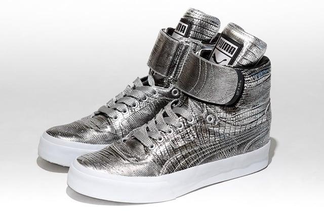 puma sky hi plus sneakers