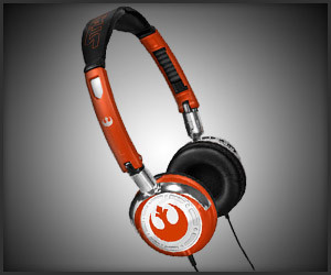 Rebel Alliance Headphones