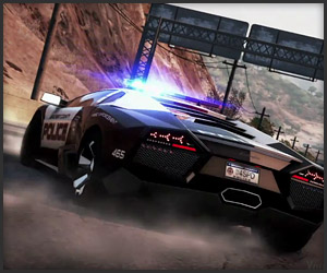 NFS Hot Pursuit: Ultimate Cop
