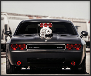 Cult Energy Challenger SRT8