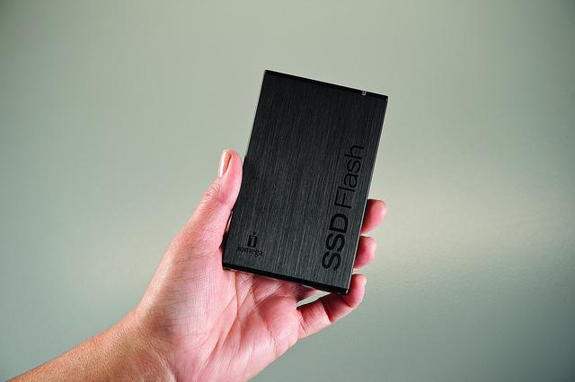 Iomega USB 3.0 External SSD