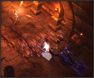 Diablo III: Demon Hunter Play