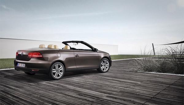 2011 Volkswagen Eos Exclusive