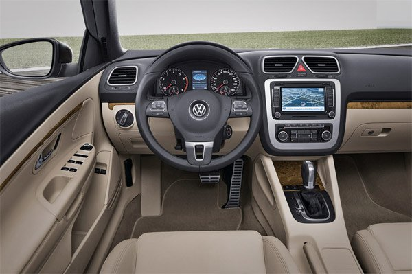 2011 Volkswagen Eos Exclusive