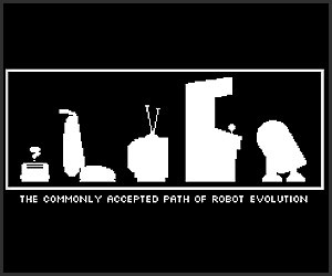 Robot Evolution (T-Shirt)