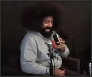 Reggie Watts iPhone Jamz