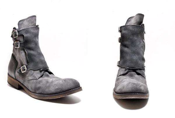 Hadrian Black Boots