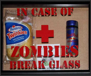 Zombie Survival Health Pack