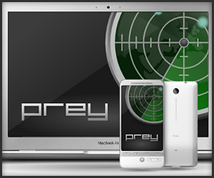Prey Gadget Tracker
