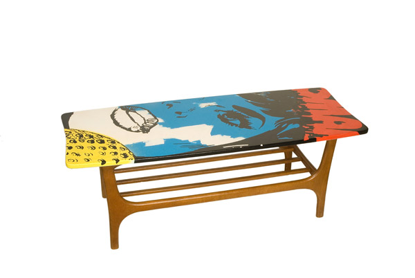 urbankind graffiti furniture the awesomer. Black Bedroom Furniture Sets. Home Design Ideas