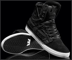 Supra Skytop II Holiday 2010