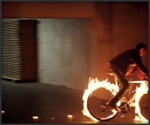 Bikes On Fire