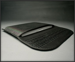 Carbon Fiber Laptop Sleeve