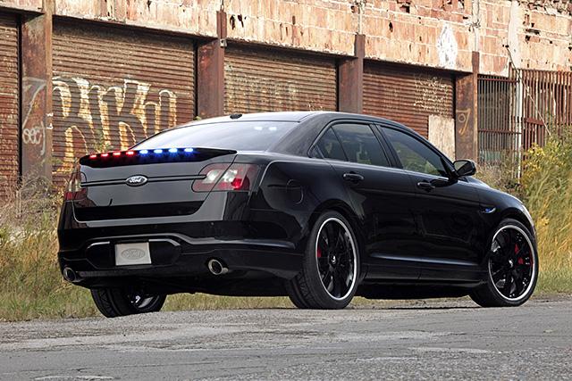 Ford Police Interceptor Stealth