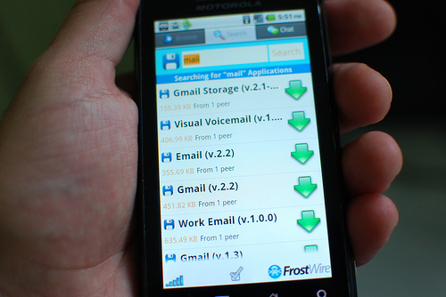 Frostwire For Android