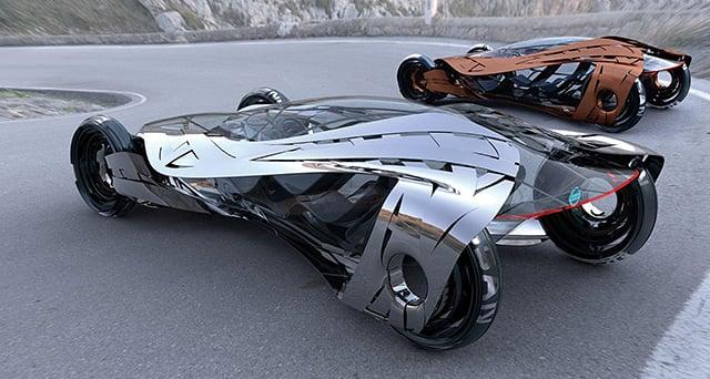 Nissan iV Concept