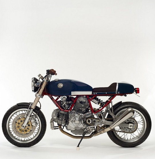 Walt Siegl Ducati Custom
