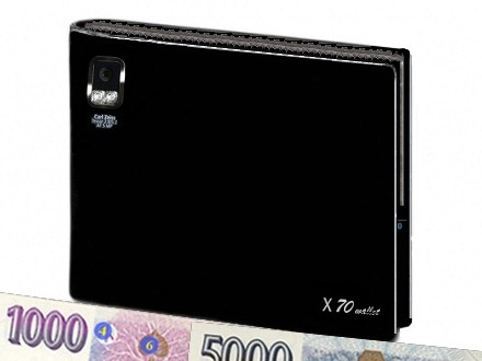 Nokia X70 Wallet