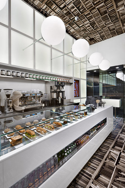 Sideways Coffee Shop