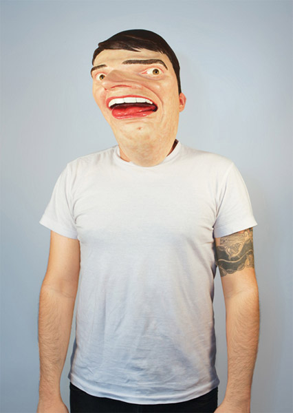 Apple Photo Booth Mask