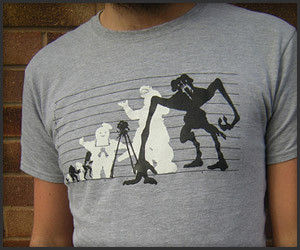 Evil Comes In All Sizes Tee