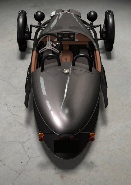 2011 Morgan 3-Wheeler