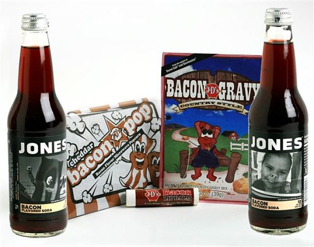 Jones Bacon Soda