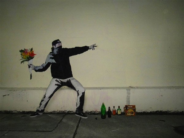 Cool Banksy Costume