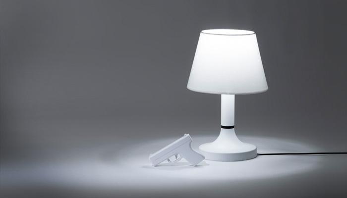 Bang! Lamp Concept