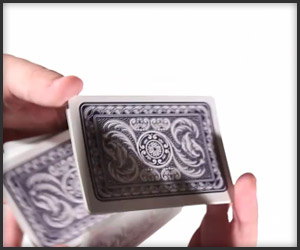 Cardistry in White