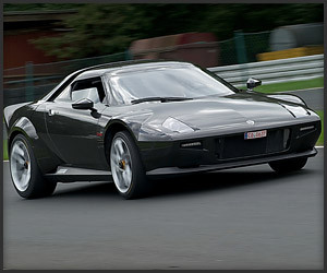 The New Lancia Stratos