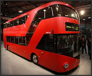The New Double-Decker Bus