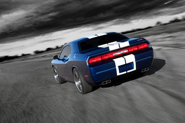 2011 Challenger SRT8 392
