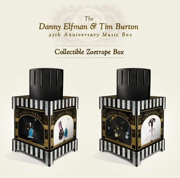 Elfman-Burton Music Box