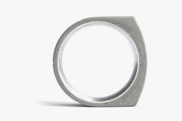 Simple Concrete Rings