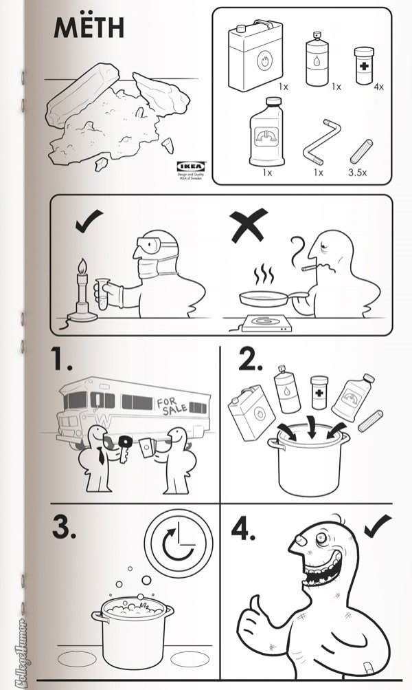 IKEA Instructions for Everything