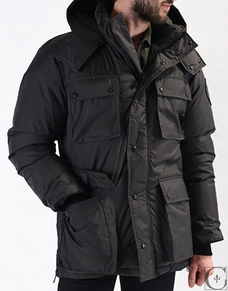 Manitoba Down Jacket