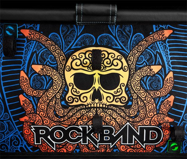 Rock Band Ottoman