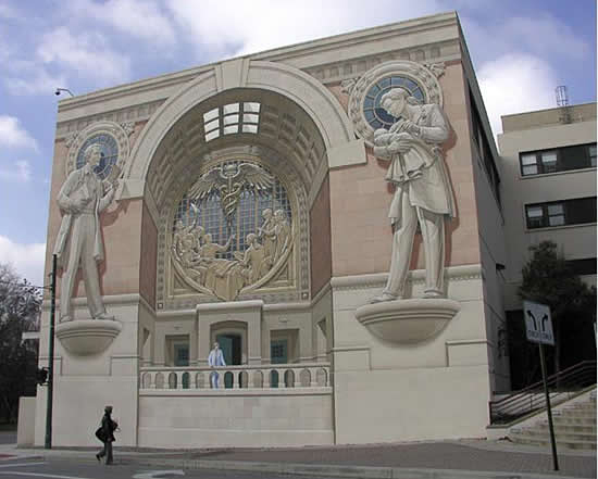 3D Murals by Eric Grohe