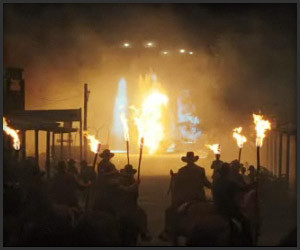 Cowboys & Aliens (Teaser)