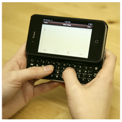 Keyboard Buddy iPhone 4 Case