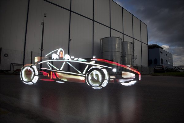 Light Graffiti Cars – Final Chapter