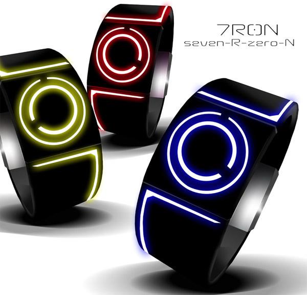 7R0N Watch